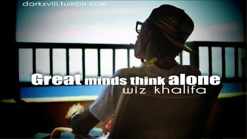 Migliori Citazioni Wiz Khalifa